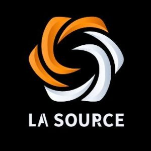 logo la source esport